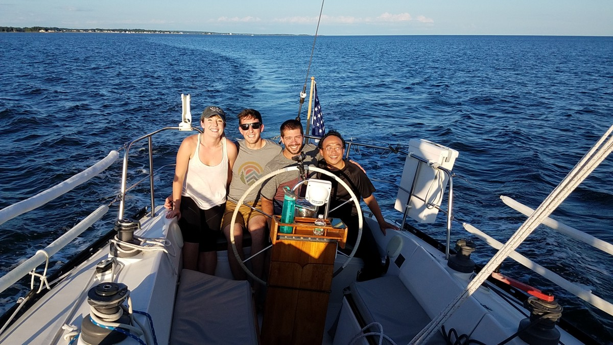 sailing excursions